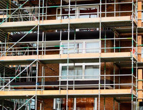 La construcción de nuevas viviendas aumenta en 2017
